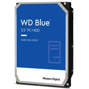 هارد دیسک آبی وسترن دیجیتال (مناسب برای کاربران خانگی)