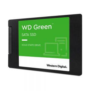 هارد دیسک SSD سبز وسترن دیجیتال (مناسب برای کارهای خانگی)