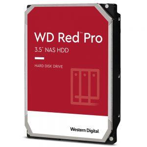 هارد دیسک قرمز پرو وسترن دیجیتال (مناسب برای دستگاه های NAS شرکت های بزرگ)